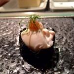 Sushi by Takashi Sano at Sokyo