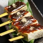 Tofu with Dengaku Miso